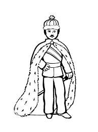 King Coloring Pages