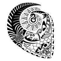 Polynesian Designs And Patterns