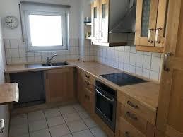 küche ikea faktum buche mit elektrogeräten eur 401 00