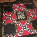 Confederate Flag Bedding by Ruffin Rebel Flag Quilt Comforter Civil War Stuff Online Store