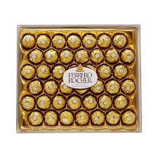 Ferrero Rocher Christmas Tree Box by Ferrero Rocher 42 Pieces 525g Amazon Co Uk Grocery