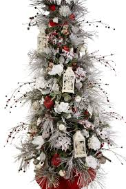 Raz Christmas Trees 2013 by 199 Best Christmas Trees Traditional Red Images On Pinterest