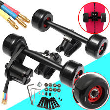 100 Parts Of A Skateboard Truck Electric F Road Belt Drive 4