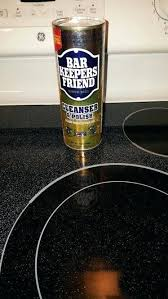 Bar Keepers Friend Stove Top S Bar Keepers Friend Cooktop Cleaner