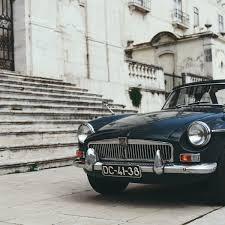 A Classic Sports Car Tale