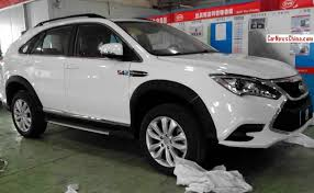EV Sales China October 2015 Updated