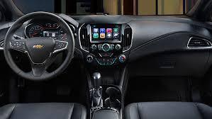 Discover the Versatile 2017 Chevrolet Cruze Hatchback Interior