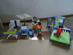 playmobil badezimmer und schlafzimmer ersatzteile