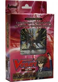 Vanguard Trial Deck 1 by Trial Deck 9 Eradicator Of The Empire Starter Deck Cardfight