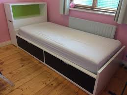 Ikea Flaxa Bed by Single Bed With Storage Flaxa Ikea For Sale In Leopardstown