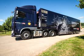 100 Hub Truck Export Comes To Birmingham Midlands Business News