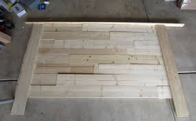 Awesome How To Build A Pallet Headboard 86 In Bed Headboards With