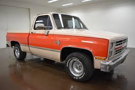 100 1986 Chevy Trucks For Sale Chevrolet C10 Classic Car Liquidators In Sherman TX