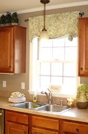 Kitchen Curtains Valances Modern by Sophisticated How To Make Kitchen Curtains And Valances U2013 Muarju
