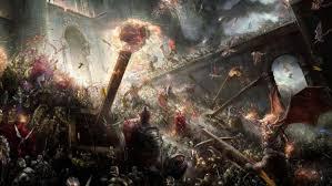 siege army battle castle siege weapons warrior army