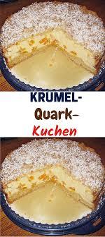 krümel quark kuchen mandarinen quark kuchen kuchen