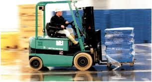 100 Hull Lift Truck A New Forklift Truck Fleet For Fish Auction Jofson Mitsubishi