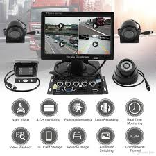 2018 7 Inch Quad Split Screen Monitor 4x Side Car Rear View CCD ... Pov Ptz Remote Camera System Adds Flexibility To New Nep Hd Istrong Digital Wireless Backup Camera System For Rvucktrailer Shop Pyle Plcmtrdvr41 Waterproof Dvr Driving With 7 2018 Inch Quad Split Screen Monitor 4x Side Car Rear View Ccd Midland Truck Guardian Reversing 4 Cameras Work Systems And Utility Federal Best Trucks Amazoncom 43 Trucarpickup Wireless Rear View Back Up Night Vision Tesla Semi Supcharger Stop Teases Sleeper Features 26camera Cameras