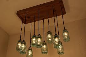 Design of DIY Ceiling Lights Twenty8divine Mason Jar Amp Rustic