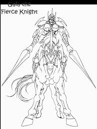 Yugioh 17 Coloring Pages