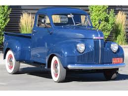 100 1947 Studebaker Truck Antique For Sale ClassicCarscom CC1028547