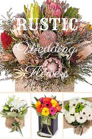 Inspiration For Romantic Rustic Wedding Flowers