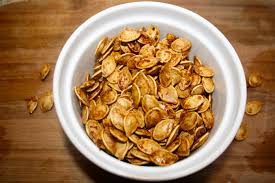 Roasted Unsalted Pumpkin Seeds Nutrition Facts by Roasted Pumpkin Seeds Nutrition Facts Nutrition Daily