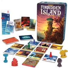 The Best Board Games For Older Kids Work Together To Collect Treasures At Forbidden