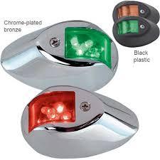 perko 602 series led side lights west marine