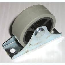 Plastic Drawers On Wheels by Drawer Roller Caster Wheel Gray Rubber On Plastic Under Bed Drawer