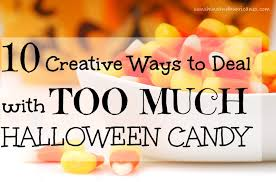 Donate Leftover Halloween Candy To Our Troops by What To Do With Leftover Halloween Candy 10 Creative Ideas