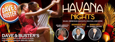 Dave And Busters Manchester Halloween by Club Deportivo Salsa Fridays Salsa4life
