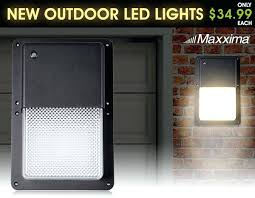 outdoor wall pack light fixture see larger image outdoor led wall