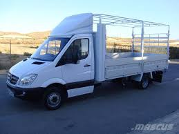 100 Mercedes Benz Truck 2013 Used SPRINTER CARROCERIA ABIERTA Curtain Side S