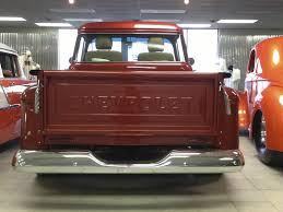 100 Chevy Truck Frame Custom 1956 Restomod Off Overdive Leather AC
