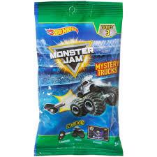 100 Hot Wheels Monster Jam Trucks List Mighty Minis Styles May Vary Walmartcom