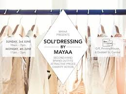 100 Second Hand Summer House Solidressing By Mayaa Secondhand Brand Outfits Attractive Prices