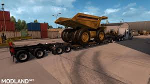 Lowboy Heavy Cargo CAT257M V1.0 Mod For American Truck Simulator, ATS Steerable Axles For Standard Lowboy Trailer By Harven Download Truck Stock Illustration 128100317 Shutterstock Used 2004 Landoll 317 Lowboy Trailer For Sale In Al 2639 Railroad Fleet Construcks Inc Caterpillar 777 Ming Haul Transported 11 Axle Lowboy Trailers Pack V 10 Ats American Simulator Mod Semitrailer Vector 575498926 Royal And Sales Detroit Mi Fixed V11 Fs 2015 Farming Simulator 2019 2017 General Heavy Hauling Semi 3d Model 3dmodeling
