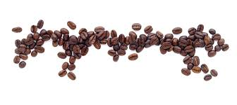 Coffee Beans Border The Mess