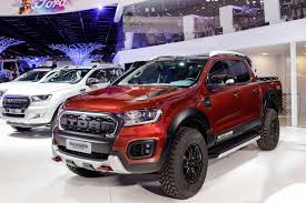 100 Ford Truck Concept S Ranger Storm Is A Cheaper Raptor Lookalike Thats Not
