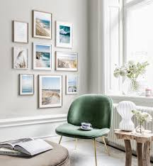 100 Scandinavian Design Gallery Wall In Design With Nature Motifs