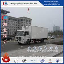 100 Freezer Truck Dfl 180 Hp 4x2 12ton Used High Popularity Capacity