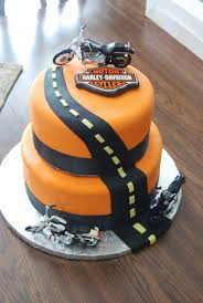 Best 25 Harley Davidson Cake Ideas On Pinterest