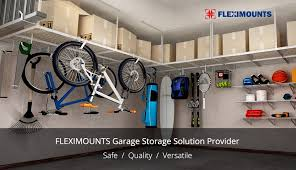 Hyloft Ceiling Storage Unit Instructions by Fleximounts 4x8 Overhead Garage Storage Rack Adjustable Ceiling
