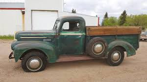 100 Ton Truck North Dakota Survivor 1946 Ford One