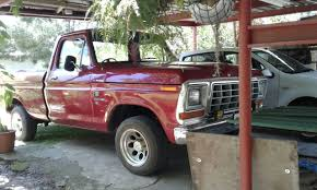 100 1978 Ford Truck For Sale F100 Junk Mail