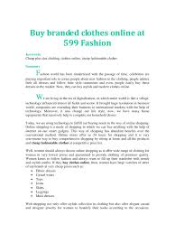 buy branded clothes online at 599 fashion pdf pdf archive