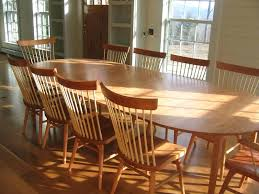 Extension Tables Dining Room Furniture Long Oval Table Extended To Melbourne