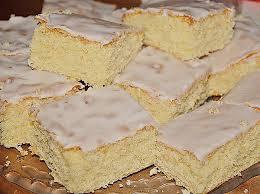 zitronenkuchen vom blech einfach nur lecker gourmet