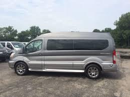 2017 Extended Ford Transit 9 Passenger Explorer Conversion Van